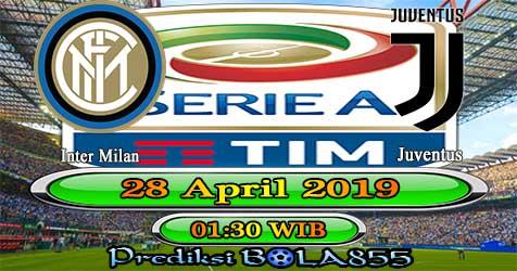 Prediksi Bola855 Inter Milan vs Juventus 28 April 2019