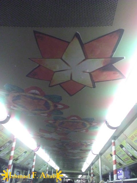 #PaskuhanSaLRT1 - Christmas Stars in LRT1