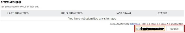Submitting Sitemap/Websites to Bing Webmaster Tool Made Easy