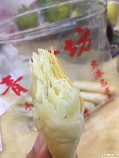青珍坊牛舌餅