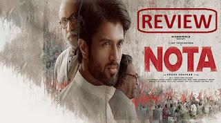 Nota Telugu Movie Review