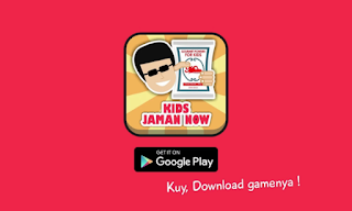 Kids Jaman Now Games