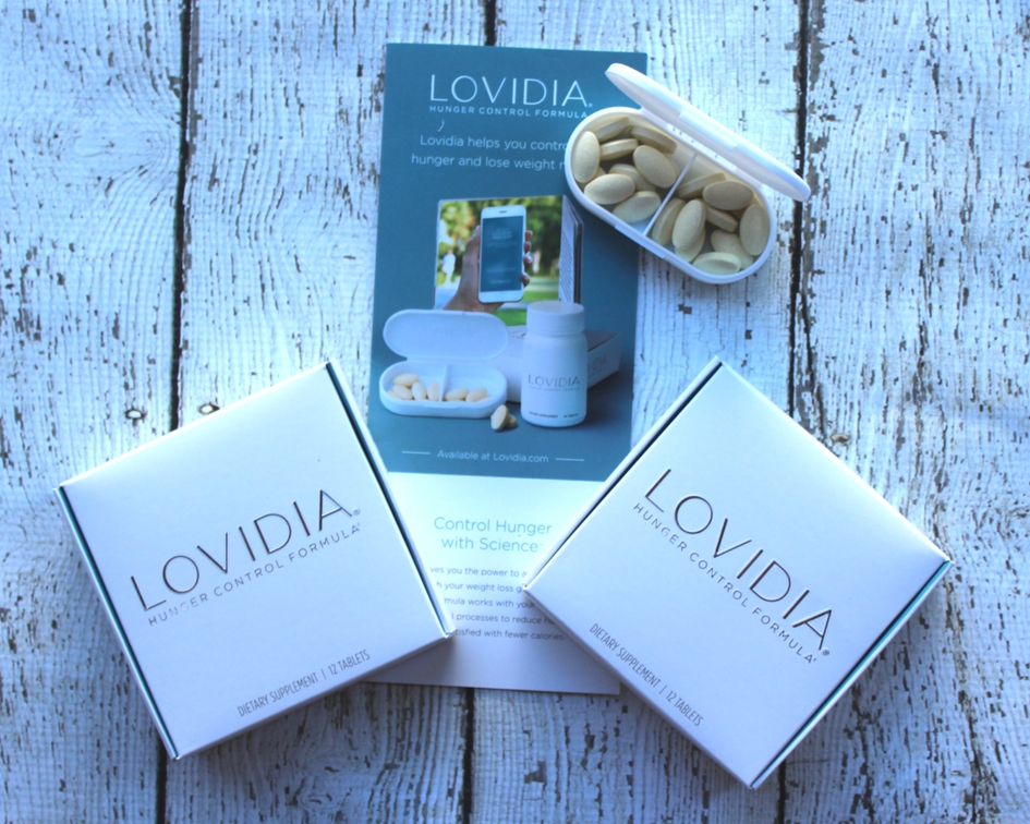Appetite Control with LOVIDIA - Mommy Katie