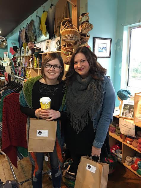 Willow And Sasha Knox Mountain Knit Co