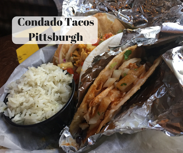 Condado Tacos Pittsburgh