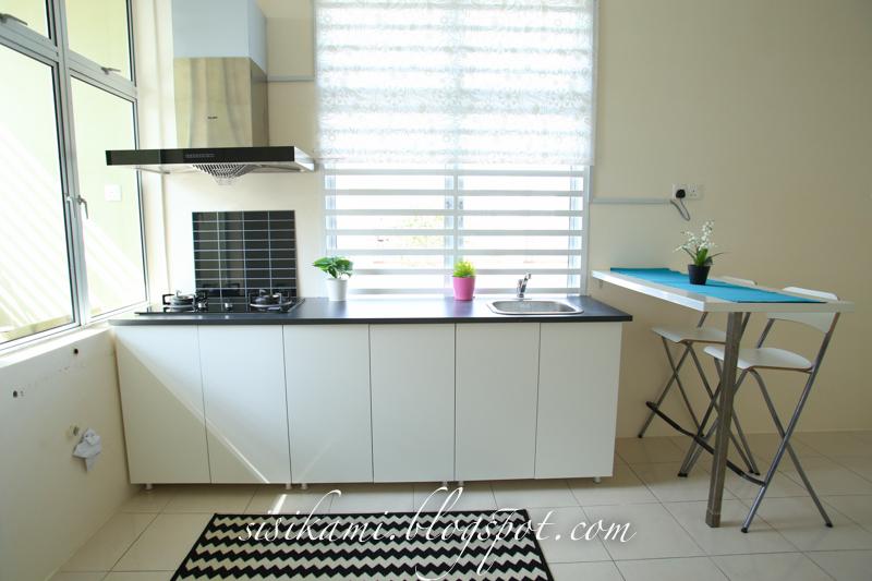 Diy Kitchen Cabinet Ikea Apa Yang Perlu Beli