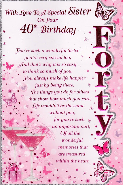 100 Happy 40th Birthday Quotes Wishes Of 2021