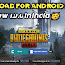 PUBG MOBILE NEW 1.0 ERA VERSION INSTALL FOR ANY ANDROID DEVICE