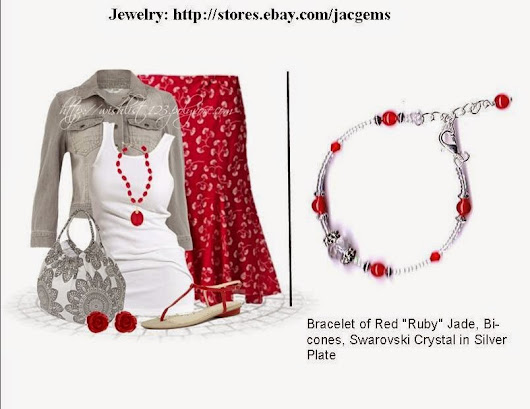 Jewelry and Fashion Round Up 05/14/2014