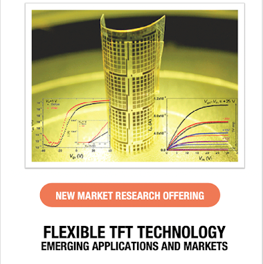 Flexible TFT Technology: Emerging Applications and Markets