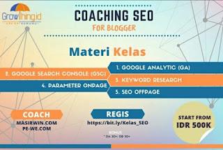 teknik tentang SEO, apa itu SEO, optimasi blog dengan SEO, SEO untuk pemula,