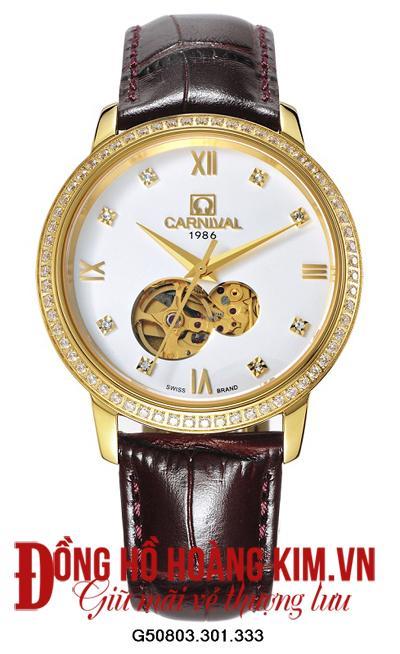 Đồng hồ Carnival 1986 chính hãng Thụy Sỹ