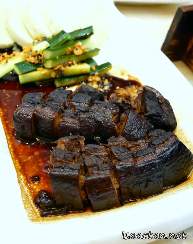 #12 Home Braised Pork Belly with Rich Dark Sauce - RM22.90