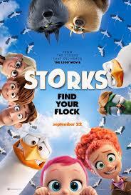 Storks - Segundo Poster & Segundo Trailer