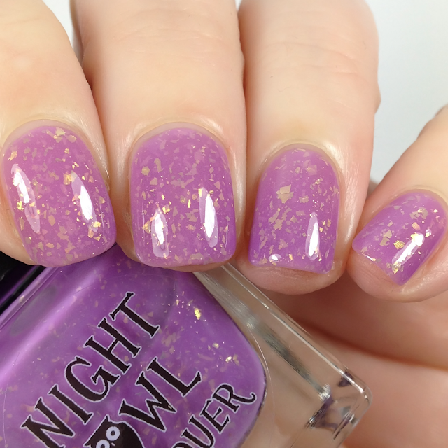 Night Owl Lacquer-What the Lump?