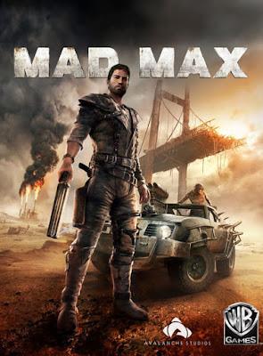 Capa do Mad Max