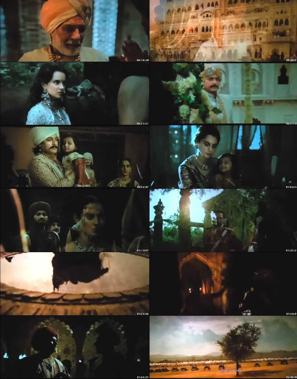 Manikarnika: The Queen of Jhansi 2019 Screenshot