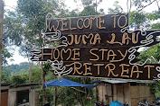 Juma Lau, Wisata Alam di Desa Sibolangit