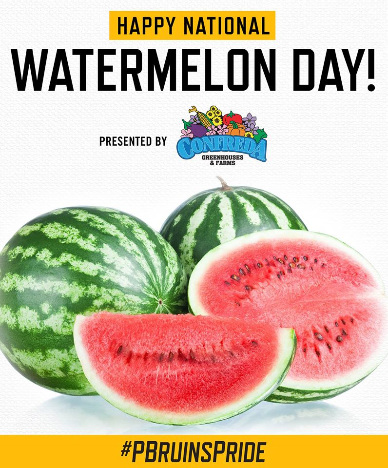 National Watermelon Day