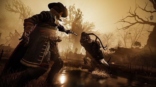 Greedfall trailers focus on combat