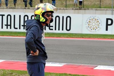 Foto Ini Ungkap Kebohongan Valentino Rossi