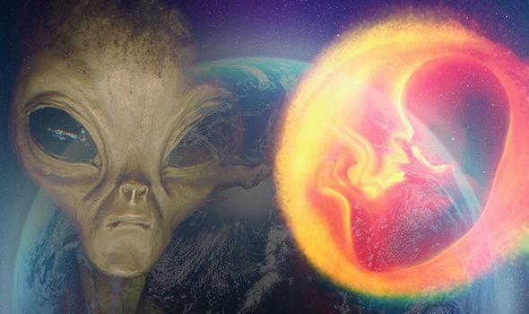 Con người đến Trái đất từ một hành tinh khác