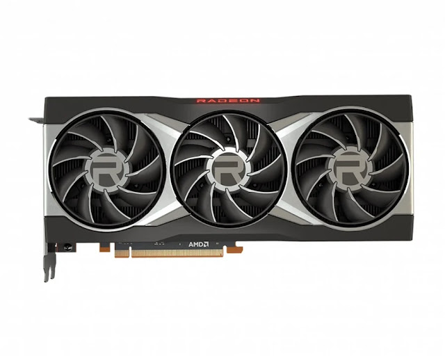 Thiết kế card MSI Radeon RX 6900 XT