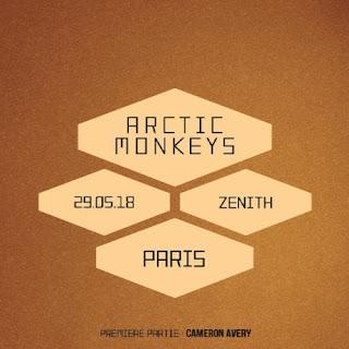 Arctic Monkeys - 2018-05-29 Le Zénith, Paris, France - Guitars101