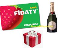 """Esselunga """"Concorso Natale 2020"""" : vinci oltre 150.000 buoni spesa fino a 100 euro, 104.000 spumanti Berlucchi e 200 card da 5.000 euro"""