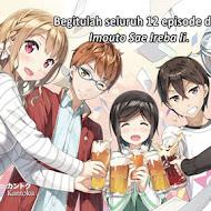 Imouto sae Ireba Ii. Episode 12 END Subtitle Indonesia