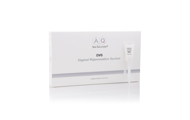 AQ skin solutions, vaginal rejuvenation system, producten