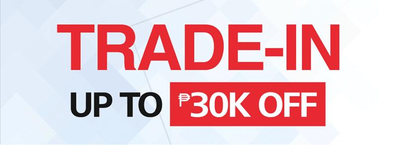 Huawei Trade-In Promo