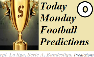 Today Football Betting Predictions