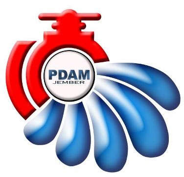 Logo PDAM Kabupaten Jember