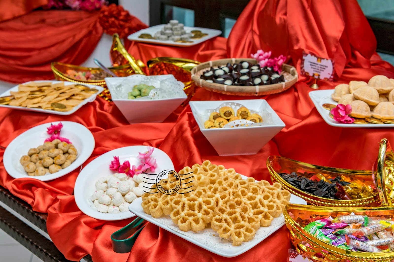 Royale Chulan Penang Chinese New Year 2019 Buffet