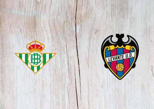 Real Betis vs Levante -Highlights 19 March 2021