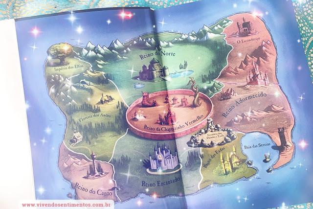 Livro - Terra de Histórias - Chris Colfer