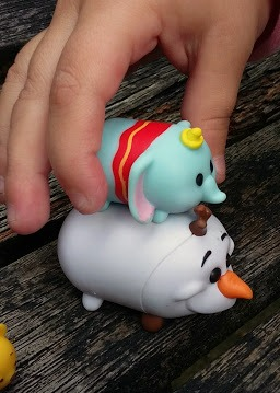 Disney Tsum Tsum Vinyls from JAKKS Pacific - Review