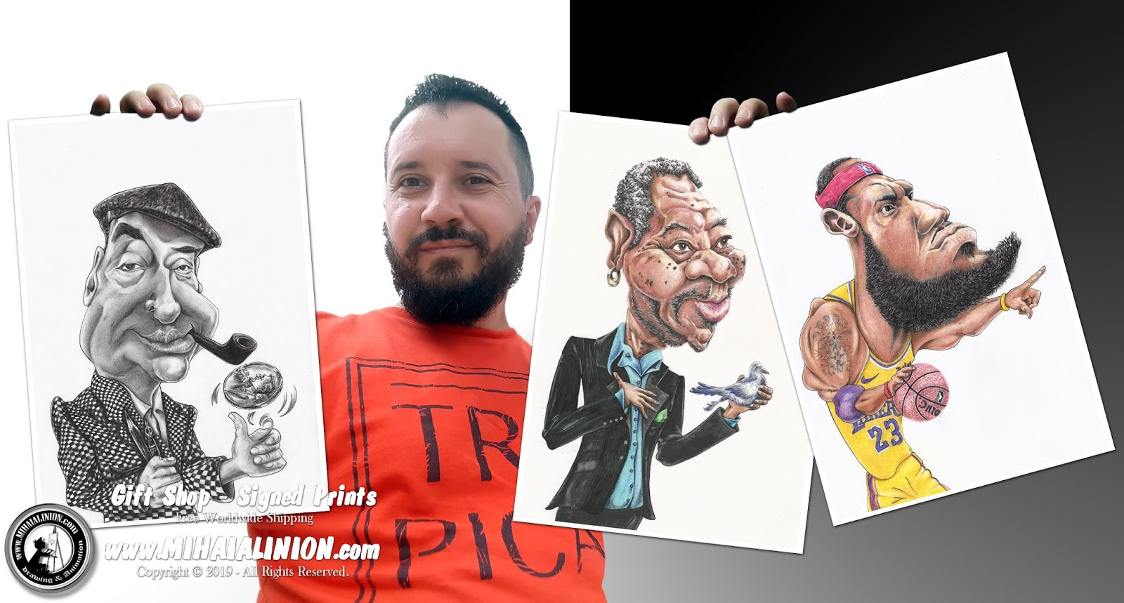 Drawing LeBron James, promarkers, caricature Illustration, drawing caricature, pencil drawing, how to draw caricature, art illustrated, mihai alin ion comics, matei alexandru ion, Drawing with Matei, Matei Draws, creioane colorate, NBA stars, lebron james basketball, sports caricature, lebron james caricature, illustrations by mihai alin ion, painting, MAI Comics, Mihai Alin Ion, art by mihai alin ion, how to draw, artselfie, drawing ideas, free drawing lessons, drawing tutorial, art, dessin, disegno, dibujo, drawing for kids, drawing, illustration, painting, design, realistic 3d art, coloured pencils, www.mihaialinion.com, 2019, pencil drawing, tempera, acrilics paint, marker, gouache painting, mixed media, comics, comic book, caricature, portrait, cum sa desenezi, caricaturi mihai alin ion, caricaturi si portrete  la comanda, eveniment caricaturi, caricaturi la nunta, caricaturi la botez, caricaturi la majorat, desene pe pereti, desene pentru copii, ilustratie carte, benzi desenate, caricaturi, portrete, comanda caricaturi