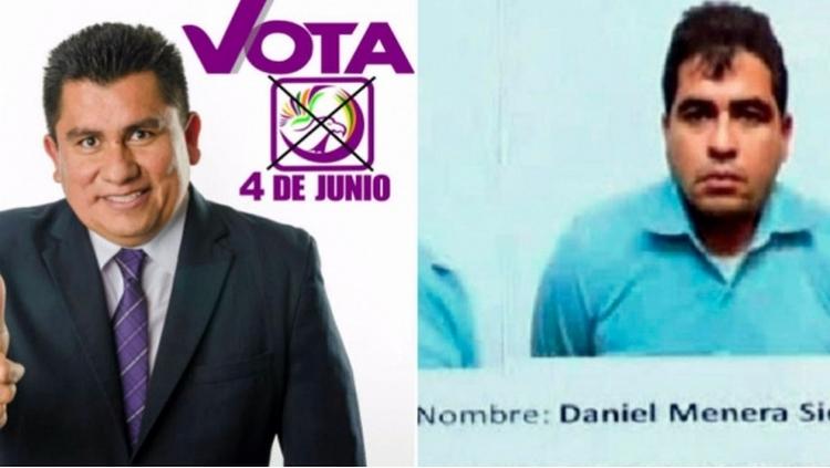 """Hermano del """"Danny"""" Jefe de los Zeta se postula como candidato a alcalde fronterizo en Piedras Negras Coahuila."""