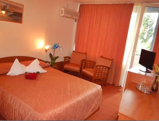 impresii cazare camere hotel sunquest venus