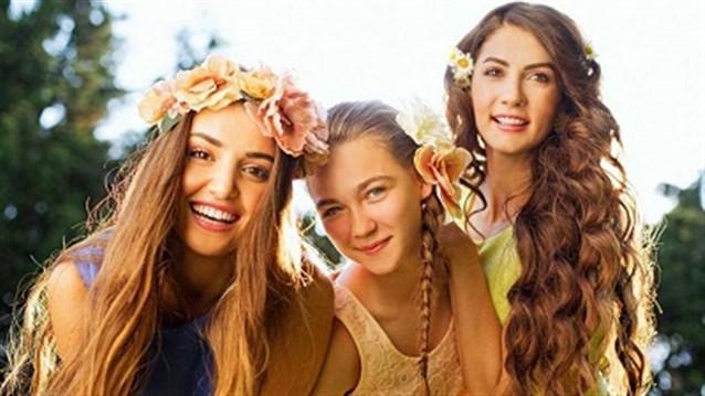 قصة مسلسل بنات الشمس التركي