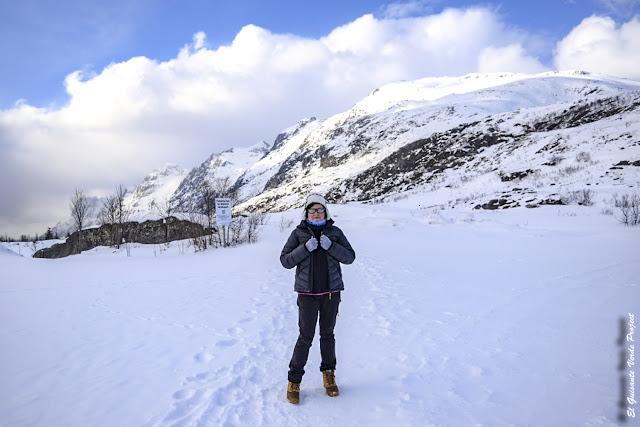 Caminando por Kvaløya - Tromso por El Guisante Verde Project