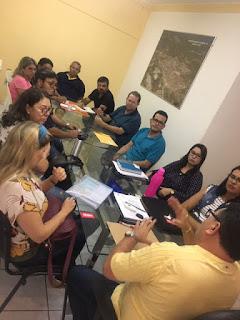 Prefeito de Soledade reúne secretariado e oficializa rompimento político com ex-prefeito