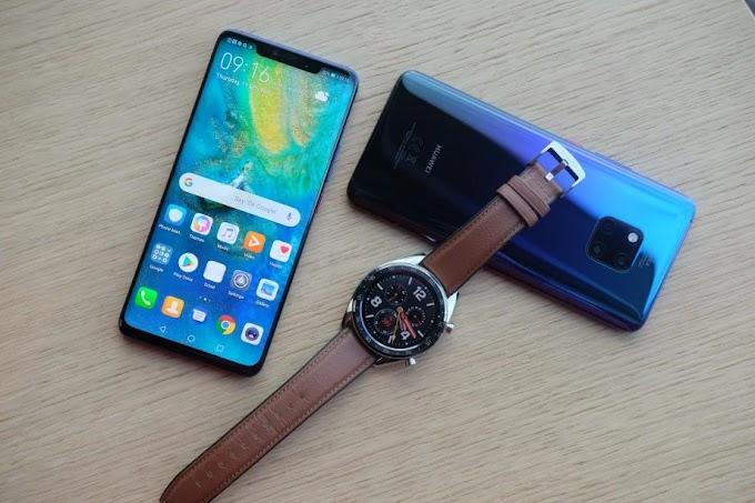 Sorteio de um Huawei Mate 20 Pro + Smarwatch Huawei Watch GT