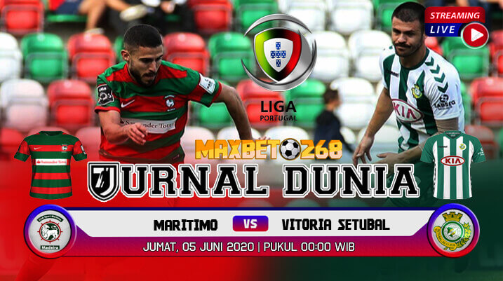 Prediksi Bola Maritimo Vs Vitoria Setubal 05 Juni 2020 Pukul 00.00 WIB