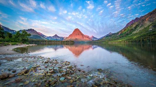 Glacier Park Photographer: Glacier National Park - Landmark Areas now CLOSED to the public!