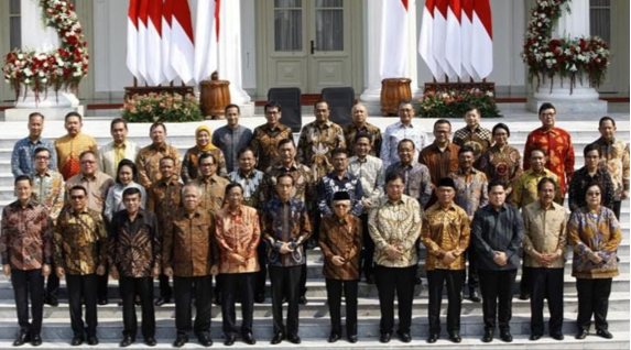 Kabinet Indonesia Maju Jokowi-Ma'ruf Amin