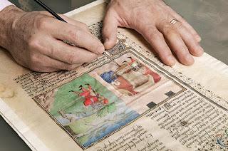 impresión de facsimiles, libros antiguos y códices