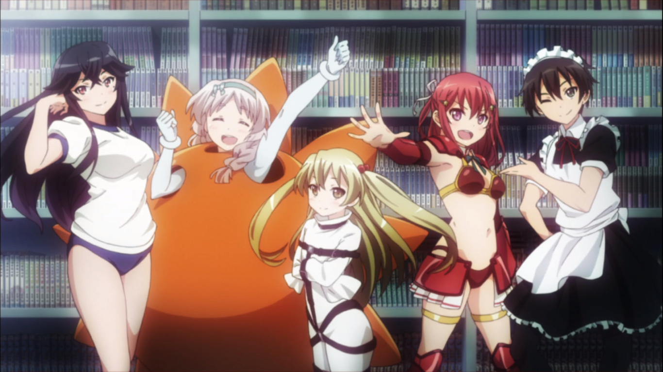 The Anointed Geek Anime Recommendation When Supernatural Battles